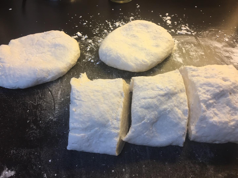 glutenfrie nanbrød