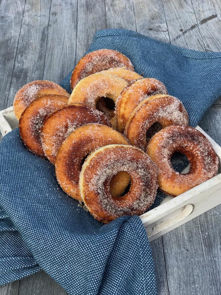 glutenfrie donuts