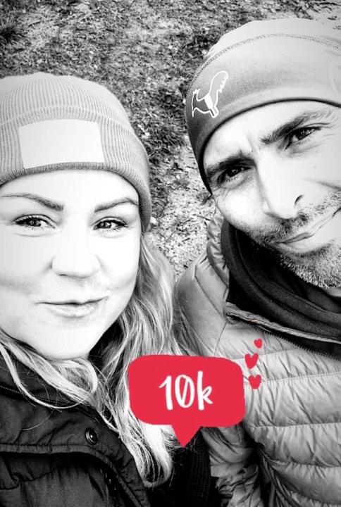 10 000 følgere på Instagram!!
